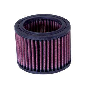 Achat de Moto K&N Filters Filtres de longue durée Longueur: 111mm, Largeur: 76mm, Hauteur: 86mm Filtre à air BM-0400 pas chères