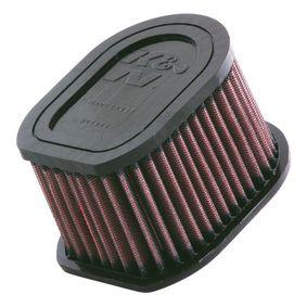 Achat de Moto K&N Filters Filtres de longue durée Longueur: 133mm, Largeur: 102mm, Hauteur: 79mm Filtre à air KA-1003 pas chères