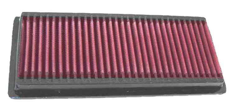 Moto K&N Filters Long-life Filter Length: 229mm, Length: 229mm, Width: 100mm, Height: 27mm Air Filter TB-9097 cheap