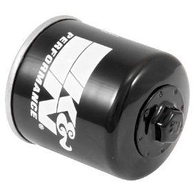 Comprar moto K&N Filters Filtro enroscable Ø: 66mm Filtro de aceite KN-204 a buen precio
