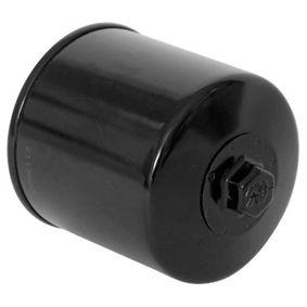 Achat de Moto K&N Filters Filtre vissé Ø: 77mm Filtre à huile KN-163 pas chères