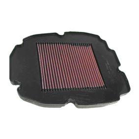Pirkti moto K&N Filters ilgalaikis filtras ilgis: 268mm, plotis: 251mm, aukštis: 25mm Oro filtras HA-8098 nebrangu