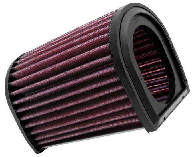 K&N Filters Luftfilter Långtidsfilter YA-1301 YAMAHA