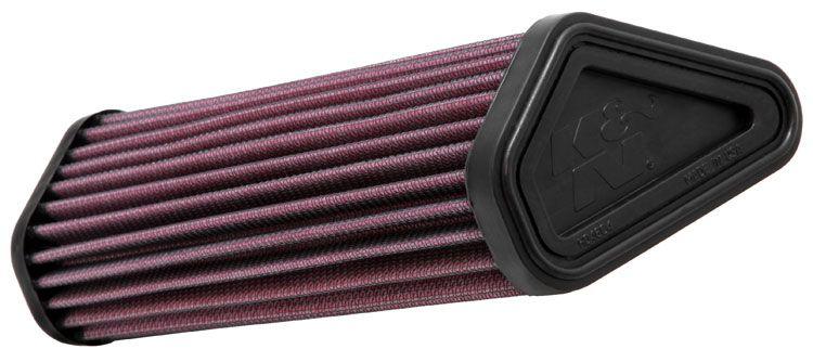 K&N Filters Vzduchový filtr Filtr s dlouholetou zárukou DU-1210 DUCATI