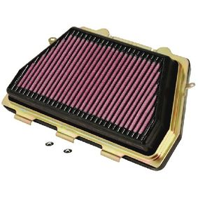 Moto K&N Filters Long-life Filter Length: 289mm, Width: 157mm, Height: 35mm Air Filter HA-1008 cheap