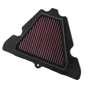 Pirkti moto K&N Filters ilgalaikis filtras ilgis: 273mm, plotis: 182mm, aukštis: 22mm Oro filtras KA-1111 nebrangu