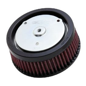 HD-0818 K&N Filters Langzeitfilter Länge: 152mm, Breite: 140mm, Höhe: 59mm Luftfilter HD-0818 günstig