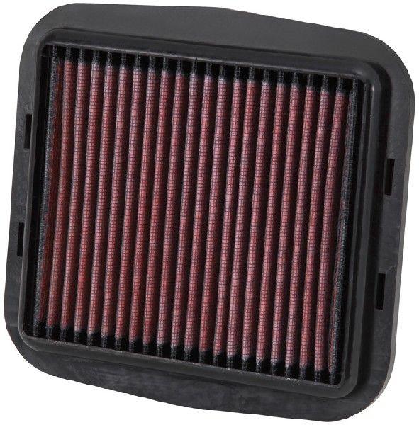 K&N Filters Filtr powietrza filtr o podwyższonej trwałości DU-1112 DUCATI