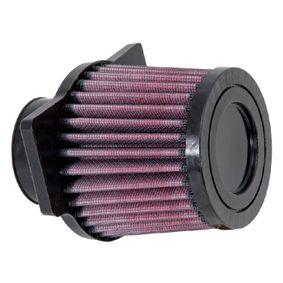 Motas K&N Filters Filtro de longa duração Comprimento: 102mm, Largura: 89mm, Altura: 92mm Filtro de ar HA-5013 comprar económica