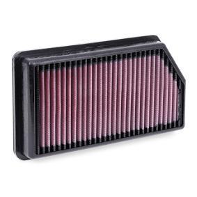 333008 Φίλτρο αέρα K&N Filters 33-3008 - Τεράστια συλλογή — τεράστιες εκπτώσεις