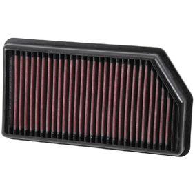 33-3008 Φίλτρο αέρα K&N Filters Γνήσια ποιότητας