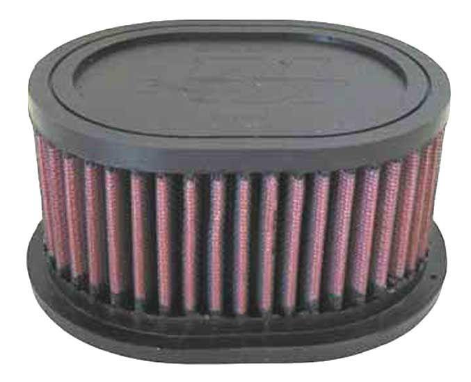 Buy Air filter K&N Filters YA-6098 Length: 159mm, Length: 159mm, Width: 125mm, Height: 76mm
