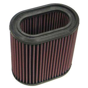 Moto K&N Filters Long-life Filter Length: 157mm, Width: 102mm, Height: 173mm Air Filter TB-2204 cheap