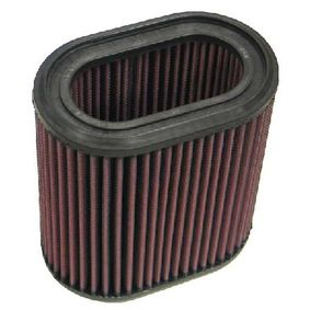 Moto K&N Filters Long-life Filter Length: 157mm, Width: 102mm, Height: 173mm Air Filter TB-2204 cheap
