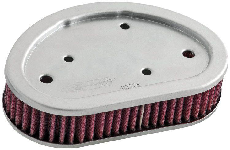 K&N Filters Luftfilter Långtidsfilter HD-9608 HARLEY-DAVIDSON