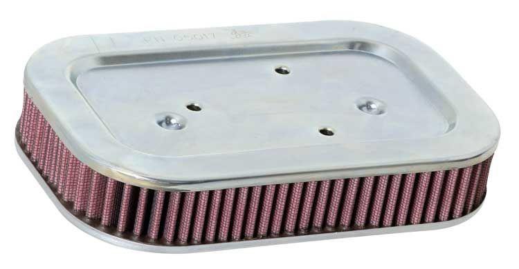 K&N Filters Filtr powietrza filtr o podwyższonej trwałości HD-8834 HARLEY-DAVIDSON