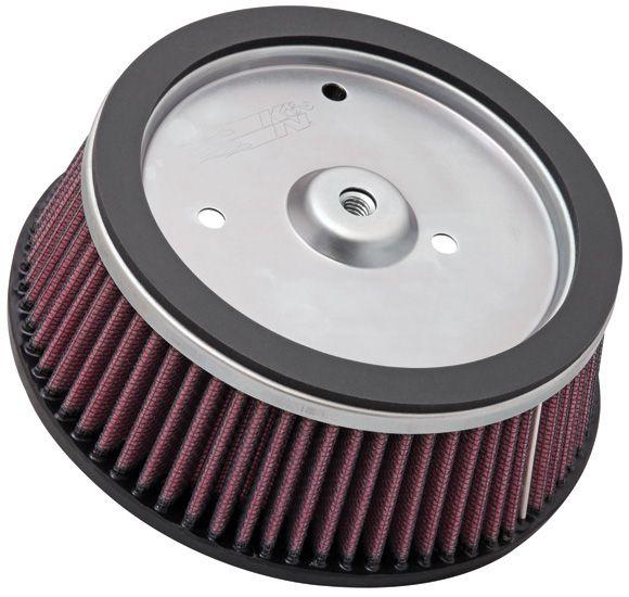 K&N Filters Luftfilter Långtidsfilter HD-0800 HARLEY-DAVIDSON