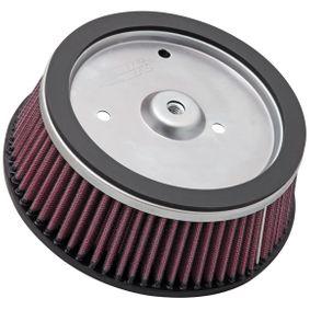 Moto K&N Filters Long life filter Lengte: 159mm, Breedte 2 [mm]: 140mm, Hoogte: 54mm Luchtfilter HD-0800 koop goedkoop