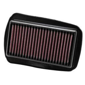Achat de Moto K&N Filters Filtres de longue durée Longueur: 192mm, Largeur: 129mm, Hauteur: 25mm Filtre à air YA-1208 pas chères
