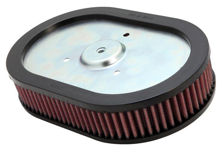K&N Filters Filtr powietrza filtr o podwyższonej trwałości HD-0910 HARLEY-DAVIDSON