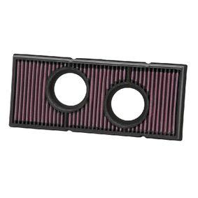 Comprar moto K&N Filters Filto de larga duración Long.: 367mm, Ancho: 157mm, Altura: 38mm Filtro de aire KT-9907 a buen precio