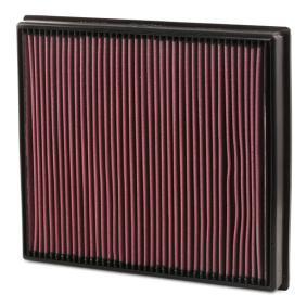333026 Air Filter K&N Filters 33-3026 - Huge selection — heavily reduced