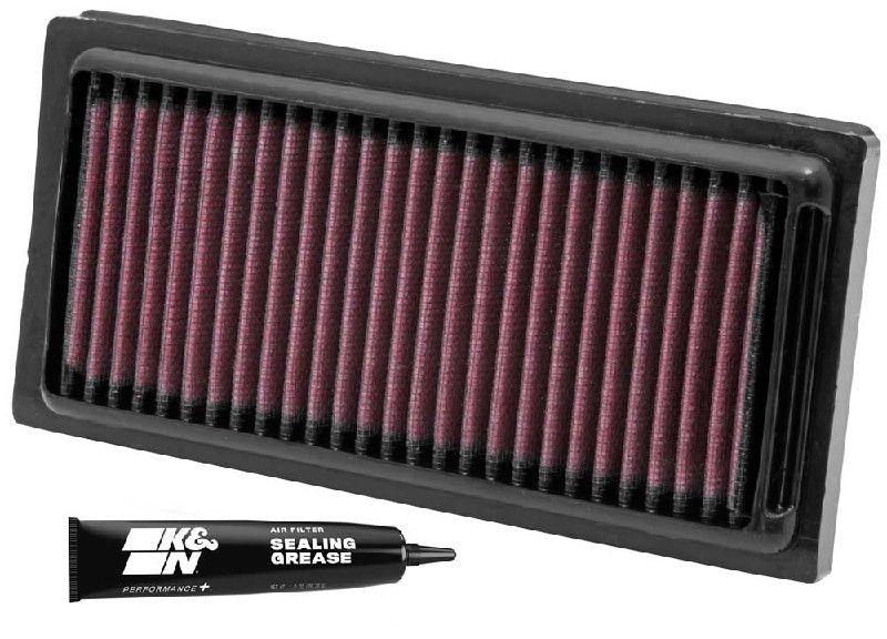 K&N Filters Vzduchový filtr Filtr s dlouholetou zárukou HD-1208 HARLEY-DAVIDSON