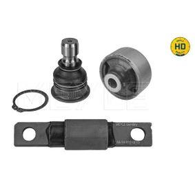 MCR0025HD MEYLE MEYLE-HD Quality Vorderachse links, Vorderachse rechts Reparatursatz, Querlenker 36-14 653 0000/HD günstig kaufen