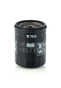 Original HYUNDAI Oil filter W 7040