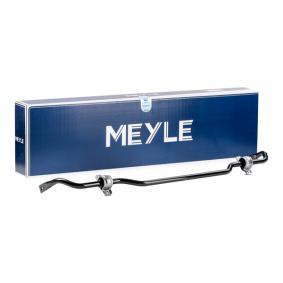 MCX0369 MEYLE MEYLE-ORIGINAL Quality Hinterachse, mit Schellen, mit Gummilager Stabilisator, Fahrwerk 100 653 0017 günstig kaufen