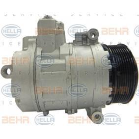 8FK 351 125-761 Kompressor, Klimaanlage HELLA in Original Qualität