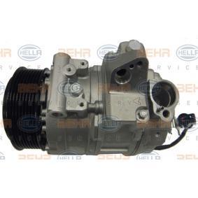 8FK 351 125-761 Kompressor, Klimaanlage HELLA Test