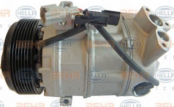 Original RENAULT Kompressor Klimaanlage 8FK 351 322-661