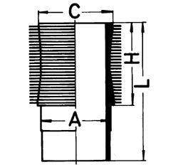 KOLBENSCHMIDT Cylinder Sleeve for MAGIRUS-DEUTZ - item number: 88684110