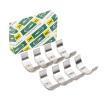 Lager CB-1457A 0.25 mit vorteilhaften KOLBENSCHMIDT Preis-Leistungs-Verhältnis