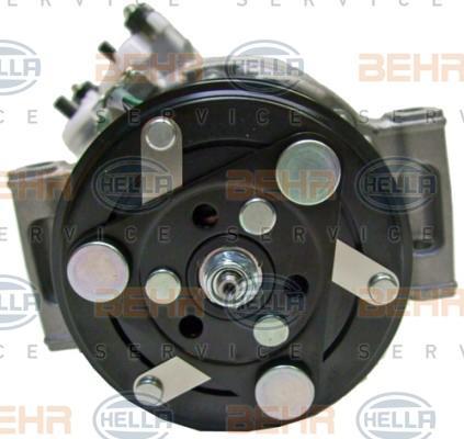 HELLA | Klimakompressor 8FK 351 003-261