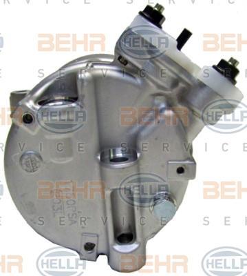 8FK351003261 Kompressor, Klimaanlage HELLA 8FK 351 003-261 - Große Auswahl - stark reduziert