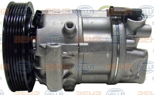 Original LANCIA Kompressor Klimaanlage 8FK 351 003-251
