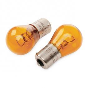 8GA006841123 Bulb, indicator STANDARD HELLA PY21W12VB2 - Huge selection — heavily reduced