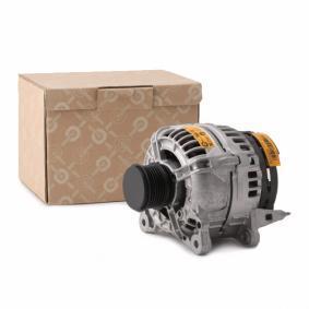 SG12 VALEO 14V, 120A, mit integriertem Regler, REMANUFACTURED CLASSIC Rippenanzahl: 6 Generator 746025 günstig kaufen