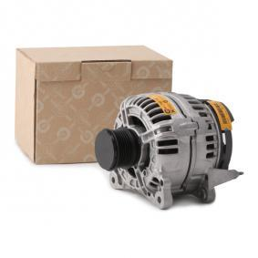 TG14C016 VALEO 14V, 140A, mit integriertem Regler, REMANUFACTURED CLASSIC Rippenanzahl: 6 Generator 746099 günstig kaufen
