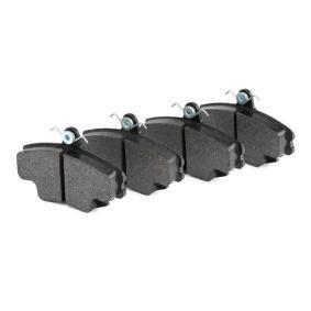 301002 Bremsbelagsatz VALEO - Markenprodukte billig