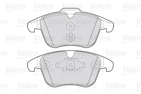 Buy original Brake pads VALEO 301879
