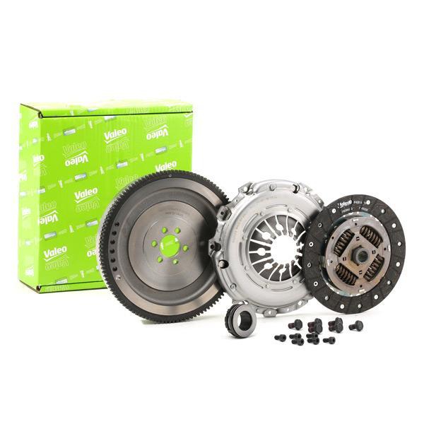 Clutch kit 835160 VALEO — only new parts