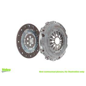 832069 VALEO 2KKIT mit Kupplungsdruckplatte, ohne Zentralausrücker, mit Kupplungsscheibe Kupplungssatz 832069 günstig kaufen