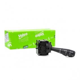 251682 VALEO mit Lichtumschalt-Funktion, mit Blinker-Funktion, mit Hupe, mit Nebellampenfunktion, mit Nebelschlussleuchte-Funktion Lenkstockschalter 251682 günstig kaufen