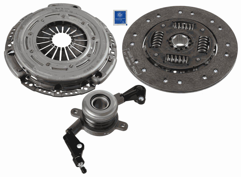 Original Kupplungssystem 3000 990 353 Mercedes