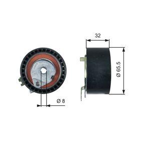 778421169 GATES FleetRunner™ Micro-V® Stretch Fit® Spannrolle, Zahnriemen T43236 günstig kaufen
