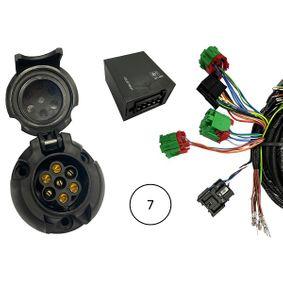 Koop en vervang E-set, trekhaak BOSAL 026-238