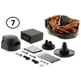 Ansamblu electric, bara de remorcare BOSAL 010-808 cumpărați și înlocuiți